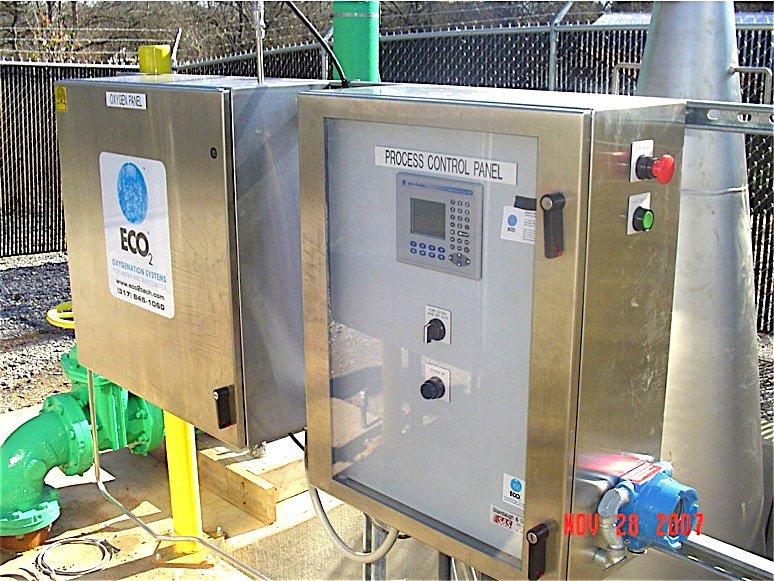 ECO2 Oxygen Flow Controls