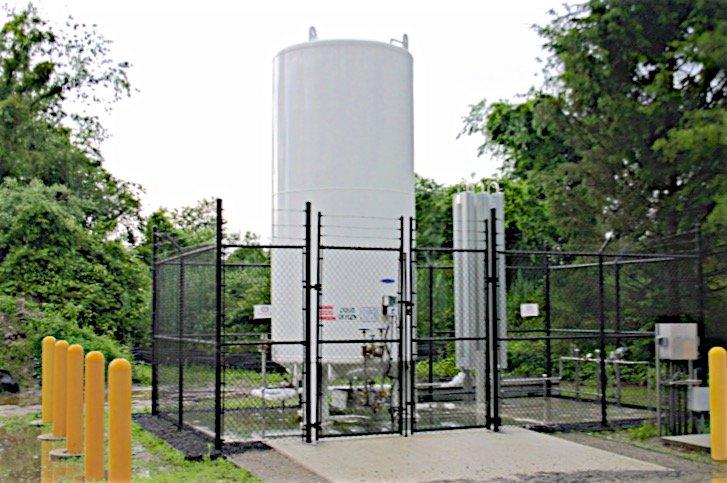 ECO2 Oxygen Source (Option 2)