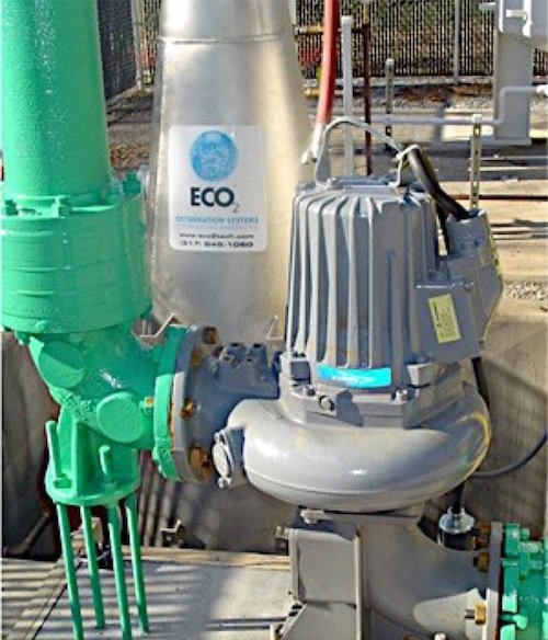 ECO2 Side Stream Pump