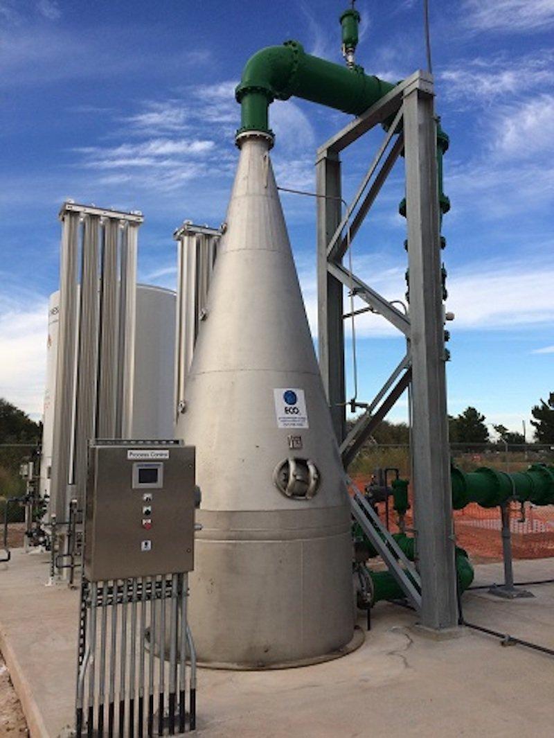 ECO2 SuperOxygenation Technology
